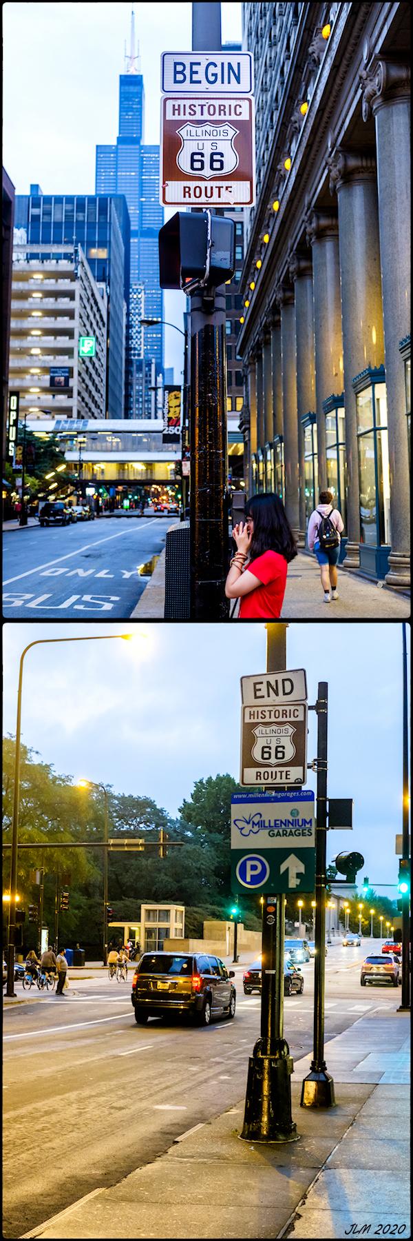 Fujifilm X-Pro2 Chicago Route-66