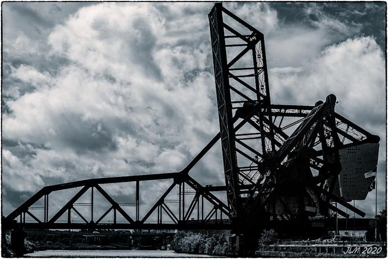 Fujifilm X-Pro2 pont Chicago