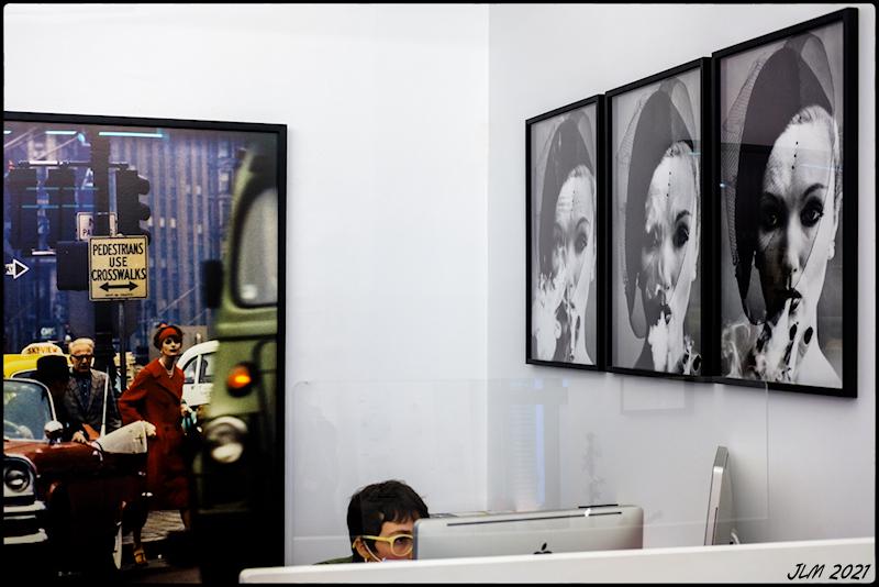 Fujifilm X-Pro2 Galerie Polka Paris