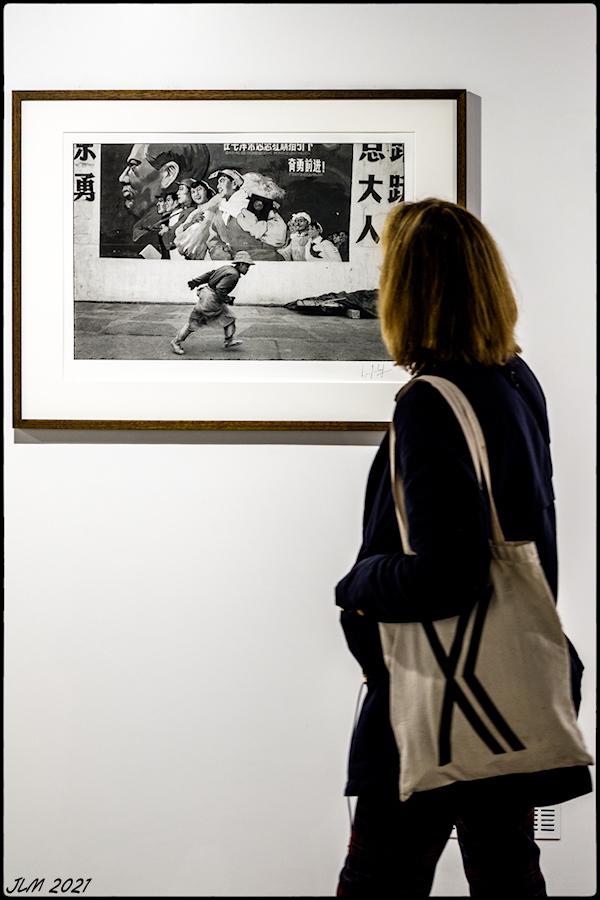 Fujifilm X-Pro2 Galerie Polka Chines Marc-Riboud