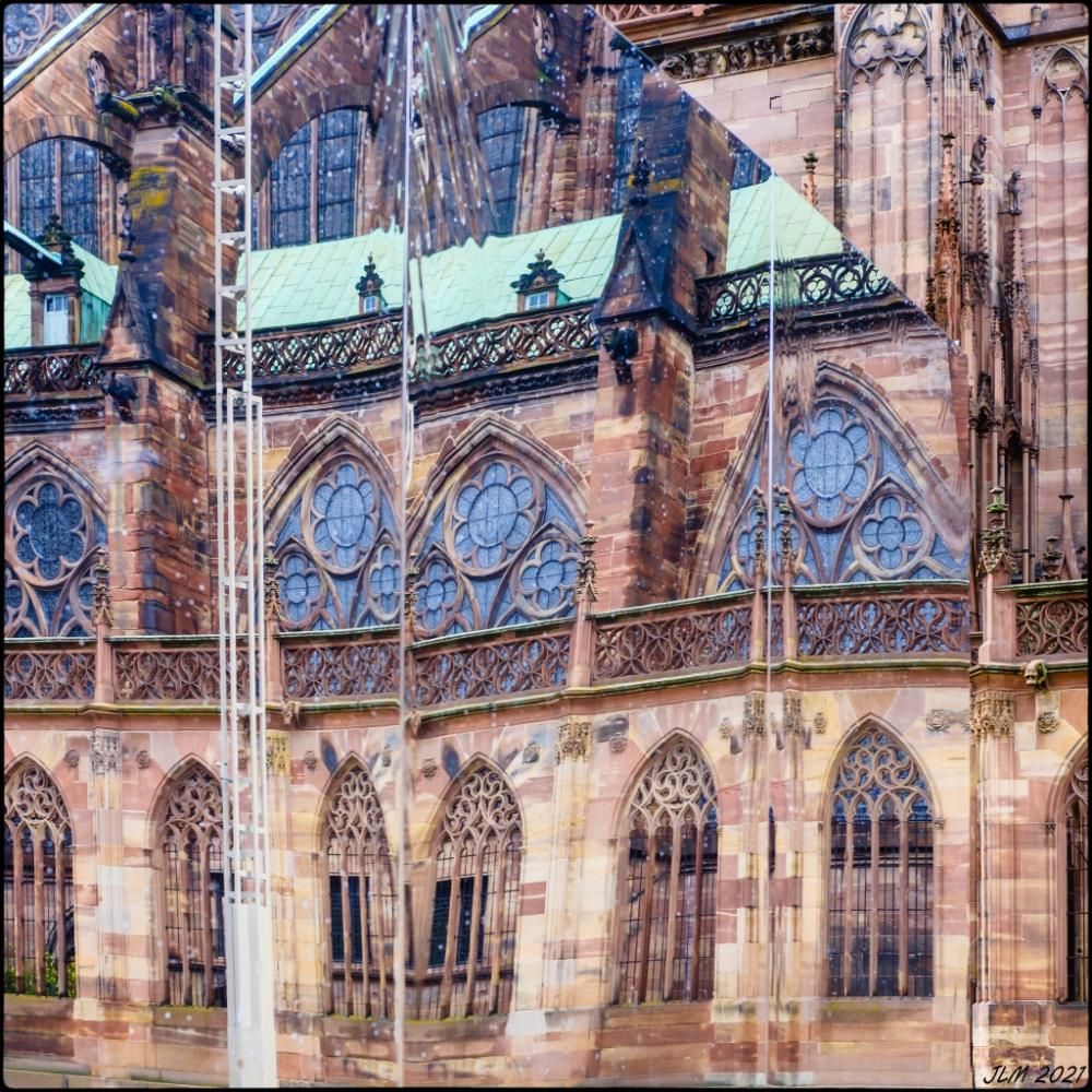 Fujifilm X-Pro2 Strasbourg Cathédrale