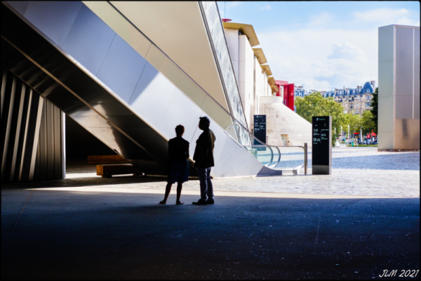 Fujifilm X-Pro2 Philharmonie Paris
