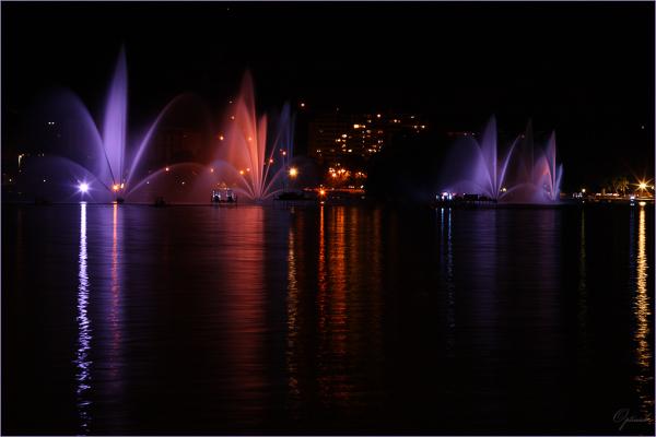 Fête du Lac ( Annecy 2008 )