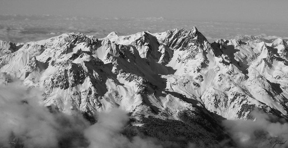 Masiif des Rousses ( L'Alpe d'Huez )