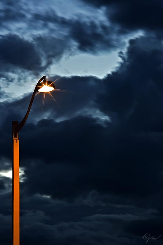 Eclairage celeste