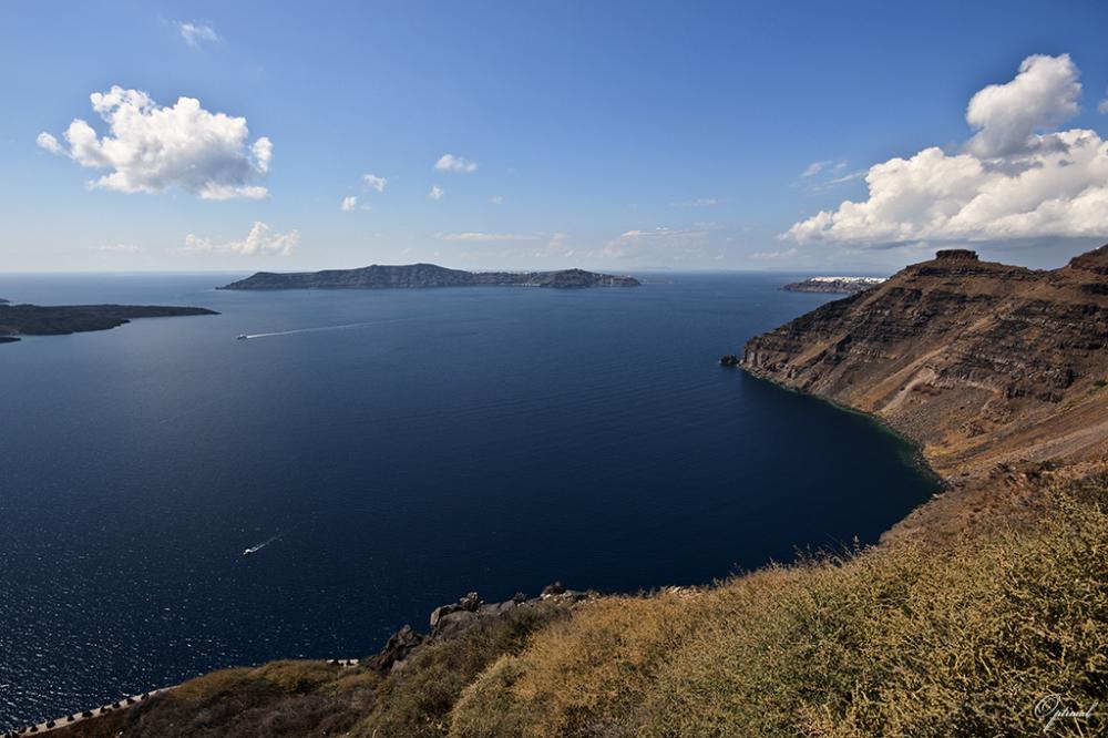 La Caldera ( Santorin - Grèce )