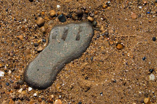 Stone Footprint.