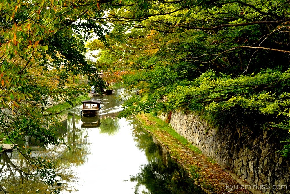 Canal in the town #1