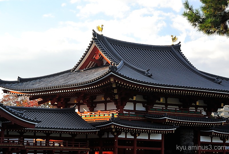 Phoenix Hall in Byodoin