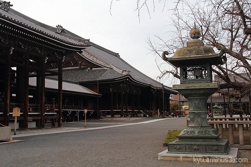 Nishihonganji temple