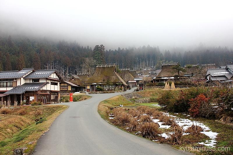 An early spring day at Miyama