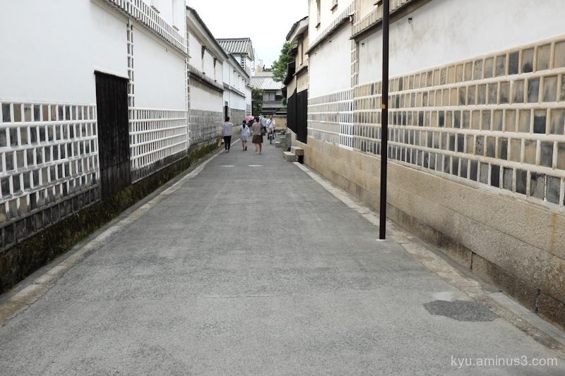 streetscape Kurashiki