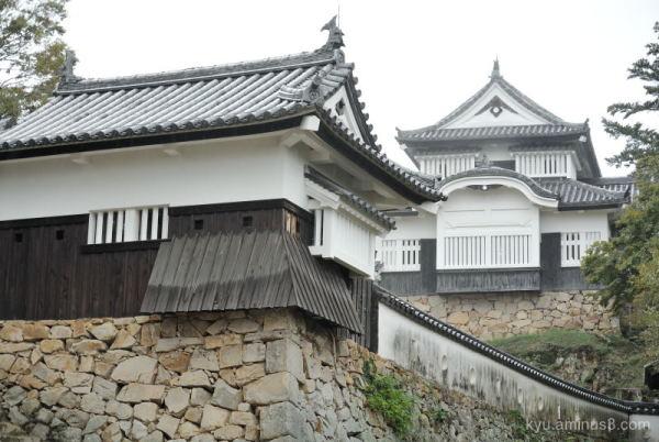 Bitchū-Matsuyama-Castle Takahashi Okayama
