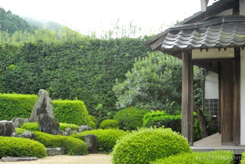 garden Raikyuji temple Takahashi Okayama