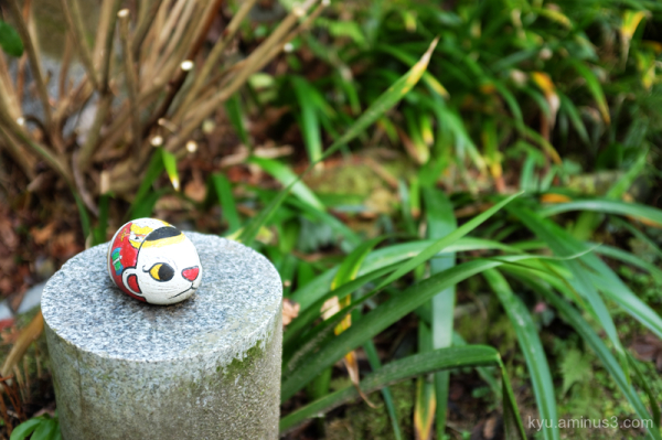 cat-stone Onomichi Hiroshima