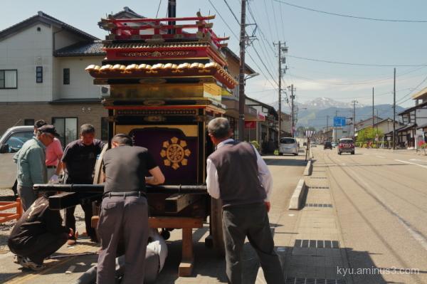 Festival Float Johana Toyama