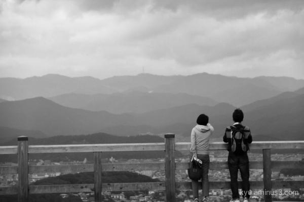 view Shogunzuka mono Kyoto