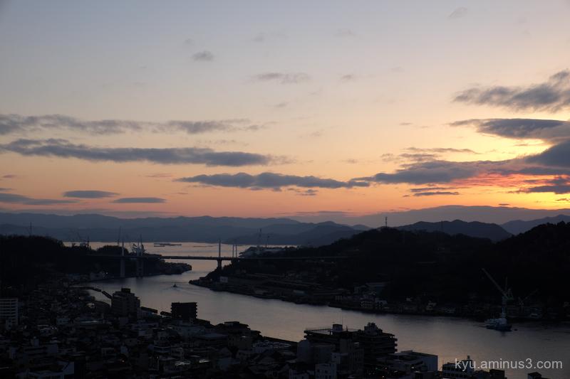 Sunrise Onomichi Hiroshima