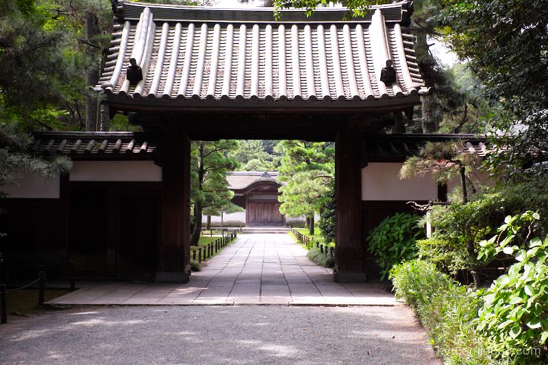 gate garden Sankeien Yokohama Kanagawa