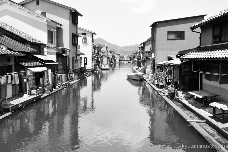 canal Kyoto