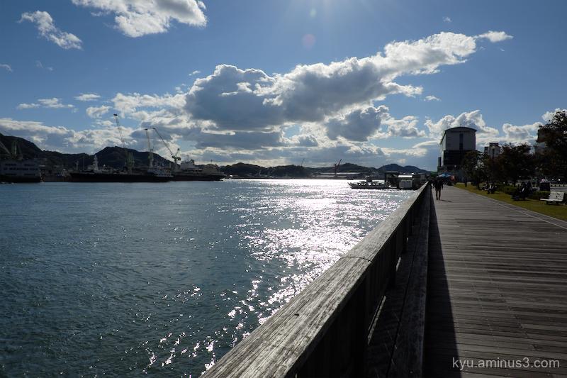 sunny-day Onomichi Hiroshima