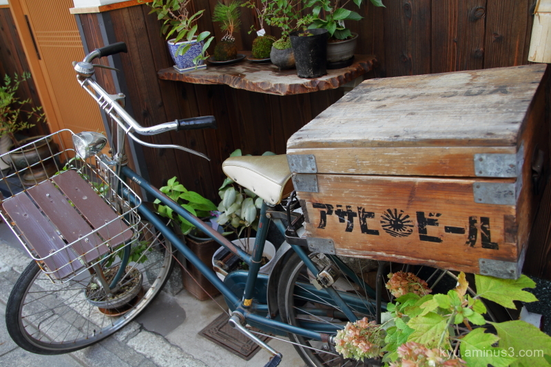 bicycle Kyoto