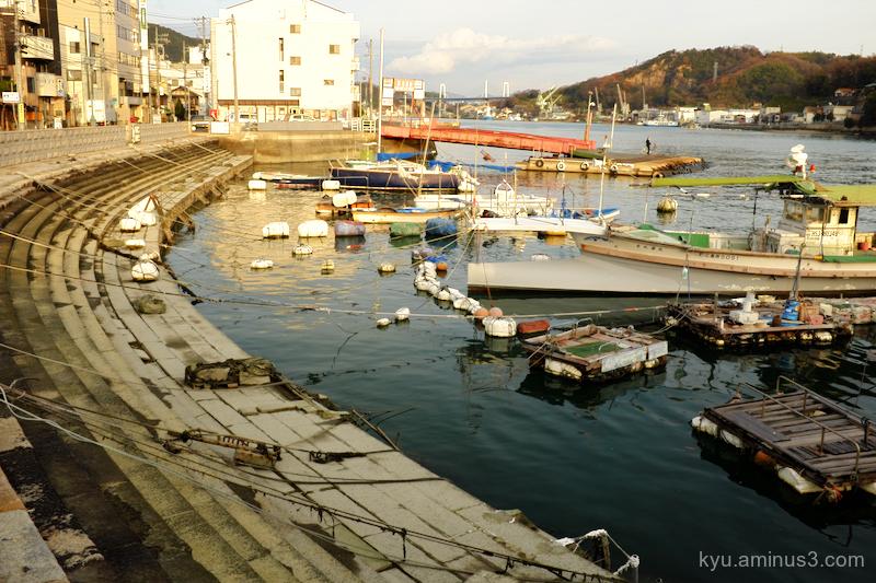 port Onomichi Hiroshim