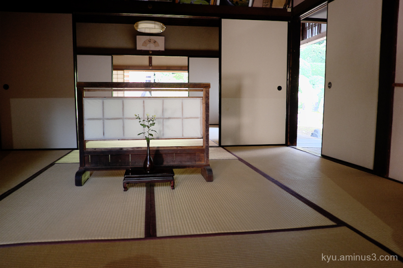 autumn Komyoin temple Kyoto