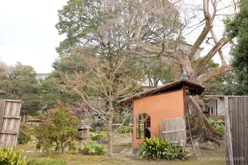 winter cloudy Nishihonganji temple Kyoto
