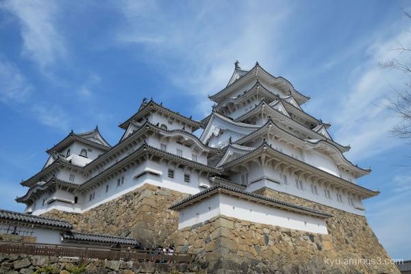 Himeji-castle Himeji Hyogo