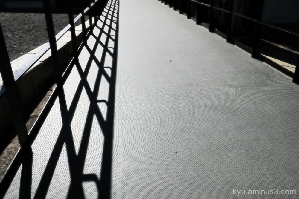 way shadow shining Kyoto