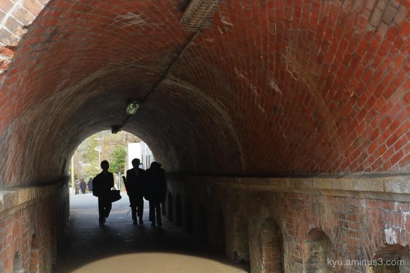 tunnel Nanzenji Kyoto
