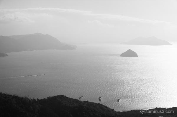 view Miyajima Hiroshima mono