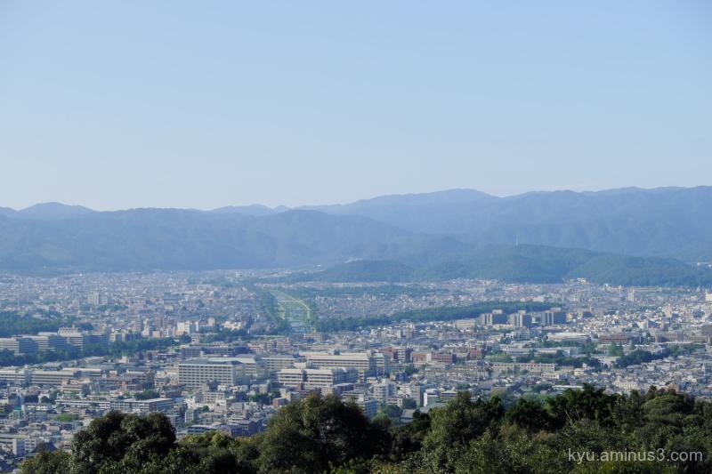 cityscape Shogunzuka Kyoto