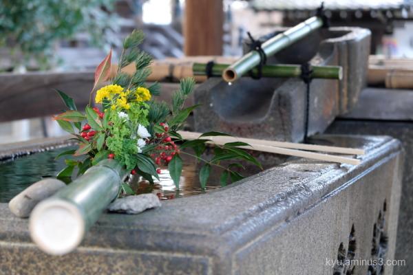 winter quieteness Shinnyodo temple Kyoto