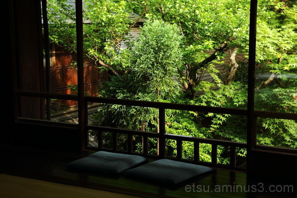 rurikouin garden 京都