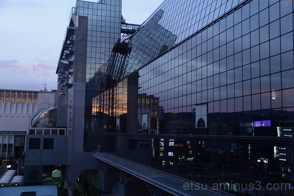 Kyoto station building #2 京都駅