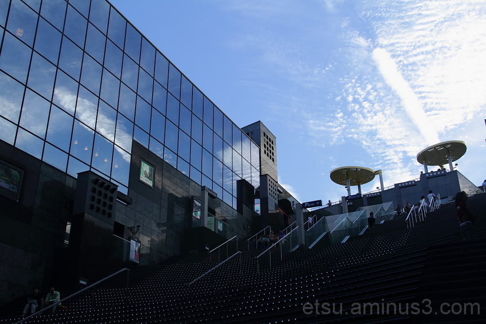 Kyoto station building #5 京都駅ビル