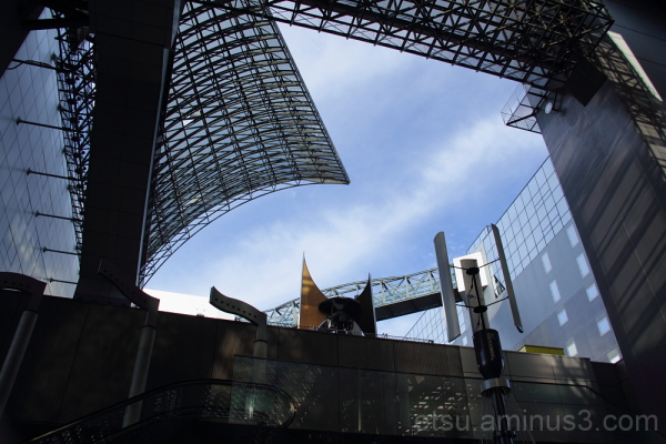 Kyoto station building #6 京都駅ビル