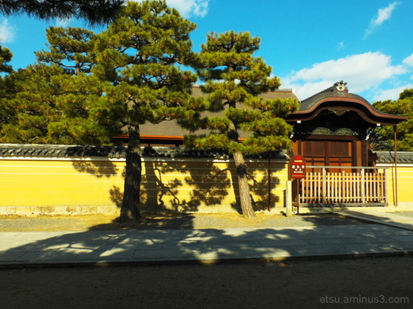 A beautiful day 建仁寺