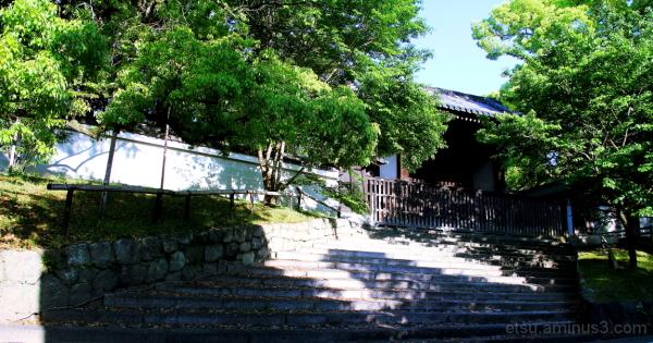 A sunny day 青蓮院