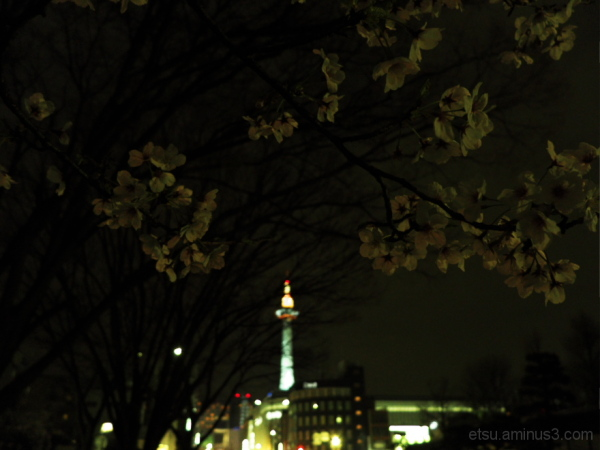 Near Kyoto station........