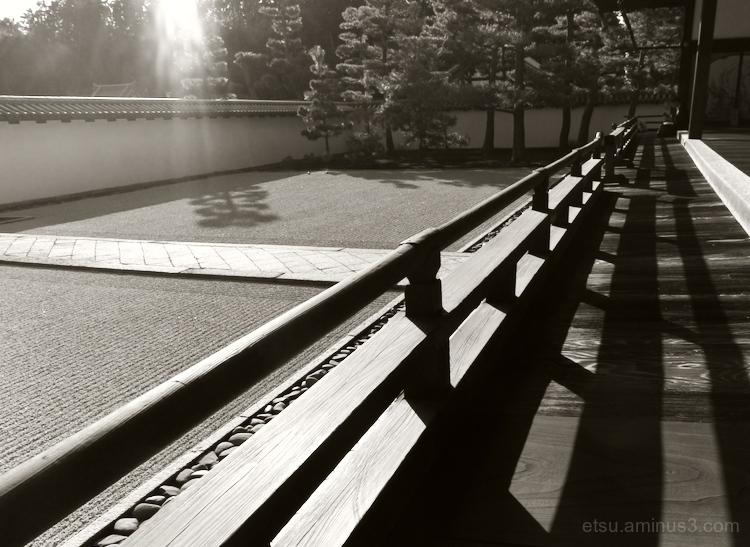 Light and shadow...............