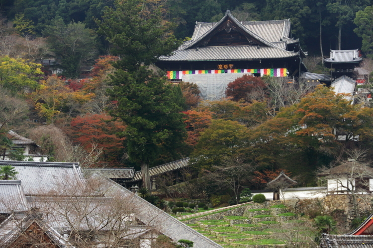 Hase temple (in Nara)