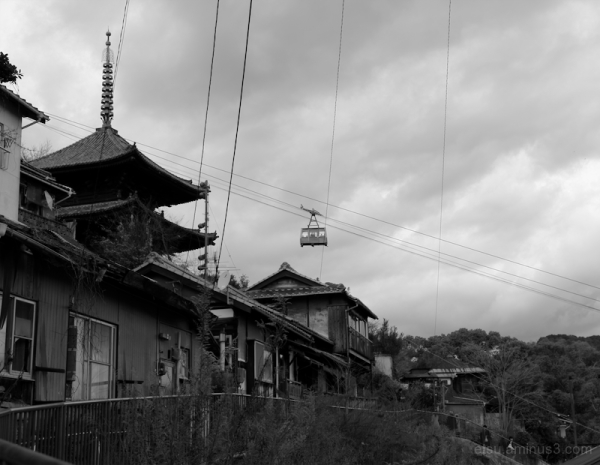 A pagoda on the hill.......