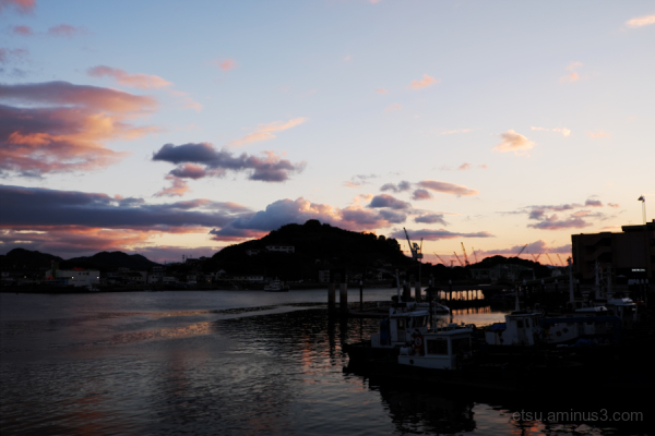 Toward the evening........(Onomichi)