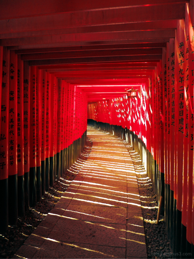 Fushimiinari shrine