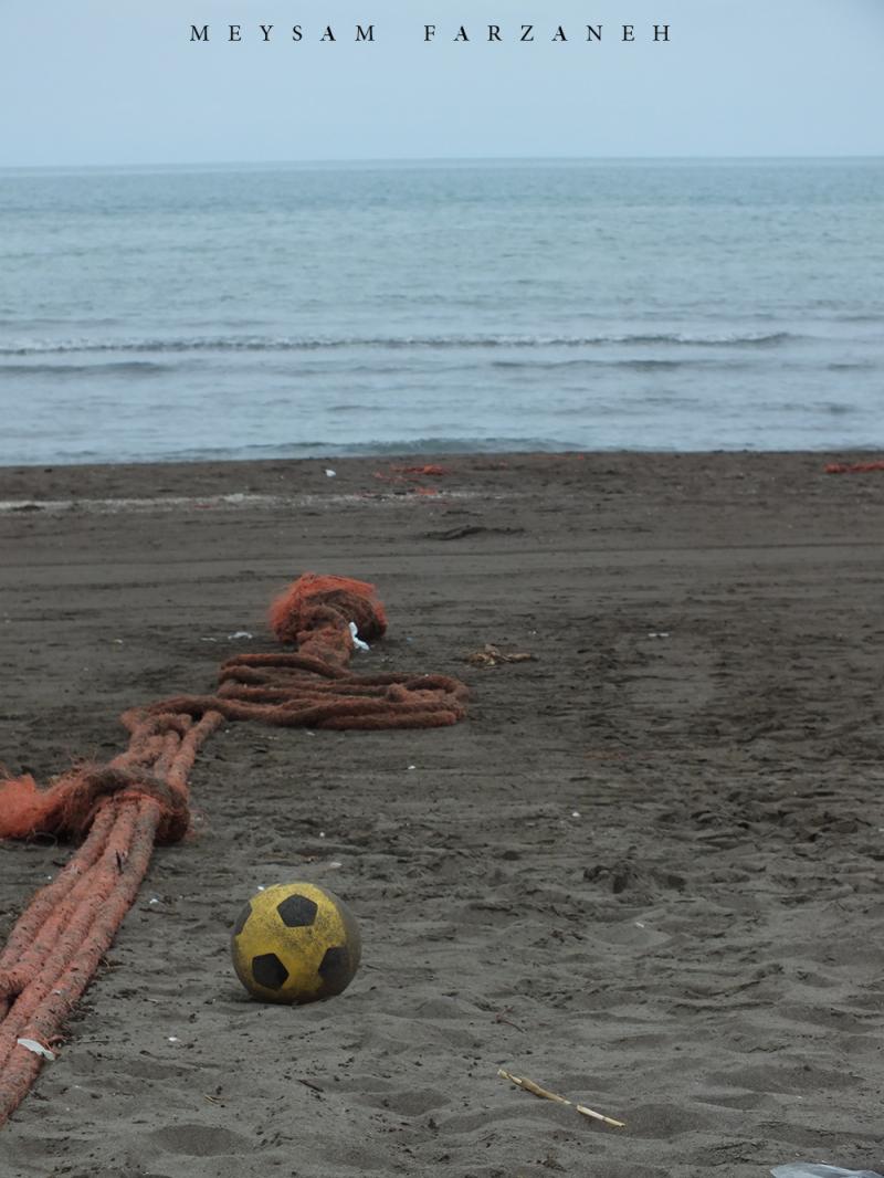 Ball & Sea