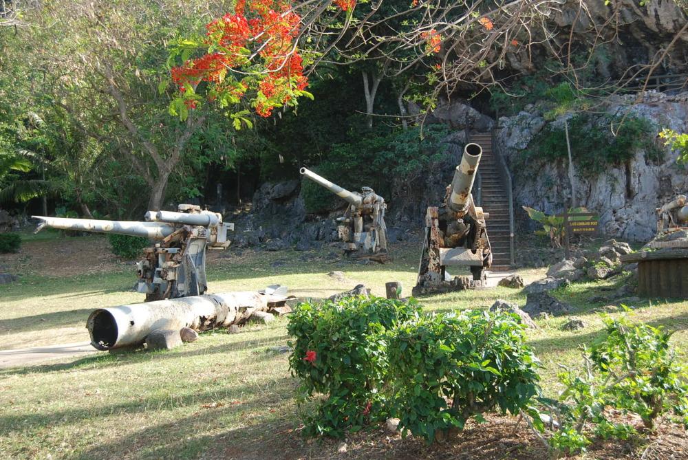 Last Command post, Saipan