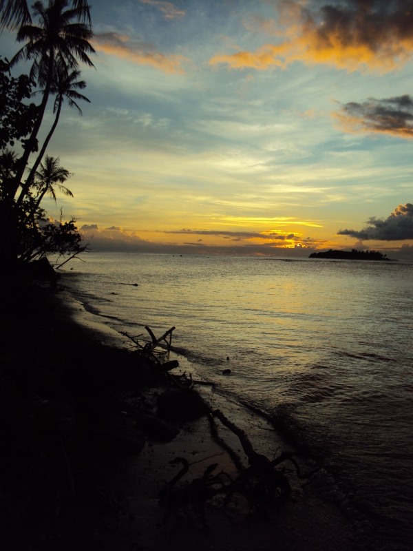 Beautiful Island sunset 4